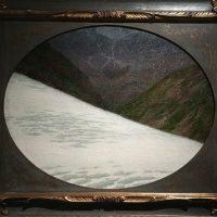 Morbelli, Il ghiacciaio dei forni